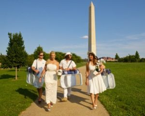Diner En Blanc D C Rentals To Remember